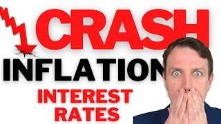 Stock Market DangerS: Crąsh | Stagflation | Interest Rates (Investing Scenarios & STRATEGY)