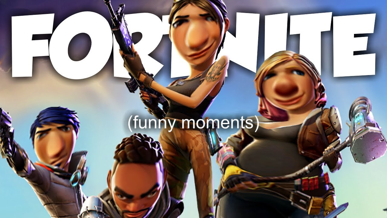 FORTNITE - Funny Moments! W/ Friends - Fails, Wins, and... | Doovi