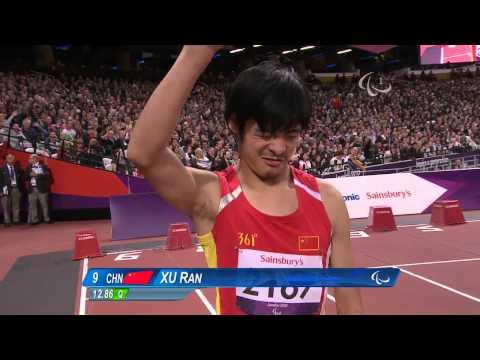 Athletics - Men's 100m - T36 Final - London 2012 Paralympic Games