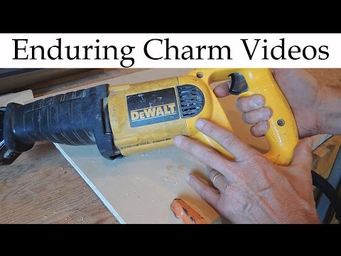 Reciprocating Saws: Tips and Tricks