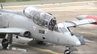 تخريج طيارين خليجيين مقاتلين من قاعدة إيطالية