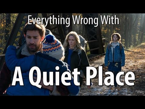 Everything Wrong With A Quiet Place In 13 Minutes Or Less image