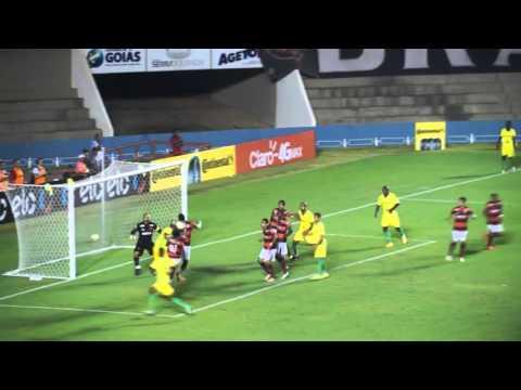 Atlético GO 0 x 2 Ypiranga FC - Copa do Brasil 2016