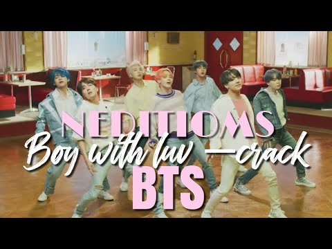 BTS — Boy with luv • crack — ¡6000 subs!