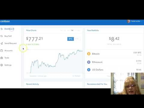 FIND YOUR COINBASE WALLET ADDRESS