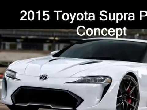 2015 toyota supra widescreen - photo #33