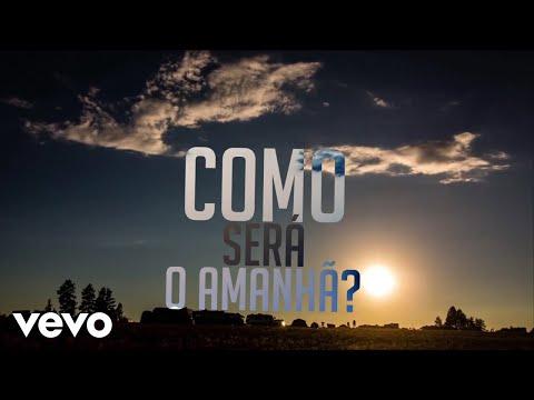 Jefte Santos - Como Será O Amanhã (Lyric Video)