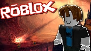 Roblox ESCAPE THE GIANT PACMAN!! NATURAL DISASTERS