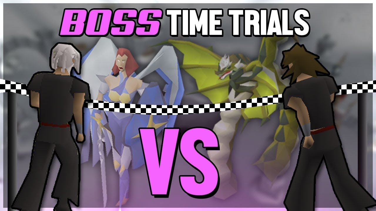 Who Can Get the Quickest Boss Kill Times? - OSRS Challenges EP 141