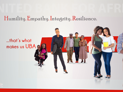 United Bank for Africa Live Stream