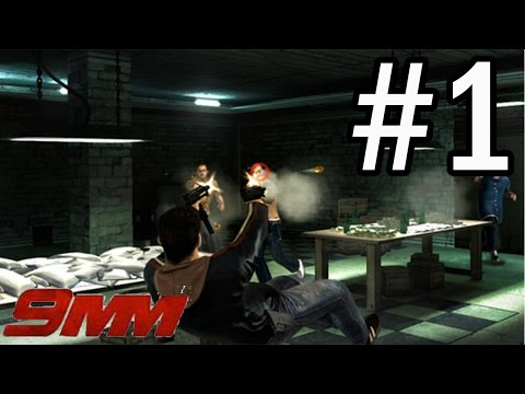 9mm - iPhone Gameplay Chapter 1: A Loose Kannon HD