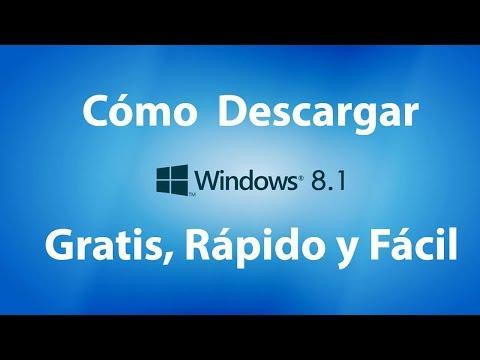 2019!!!  Como Descargar Windows 8 & 8.1 Gratis, Legal Y Fácil