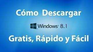 2020!!!  Como Descargar Windows 8 & 8.1 Gratis, Legal y Fácil