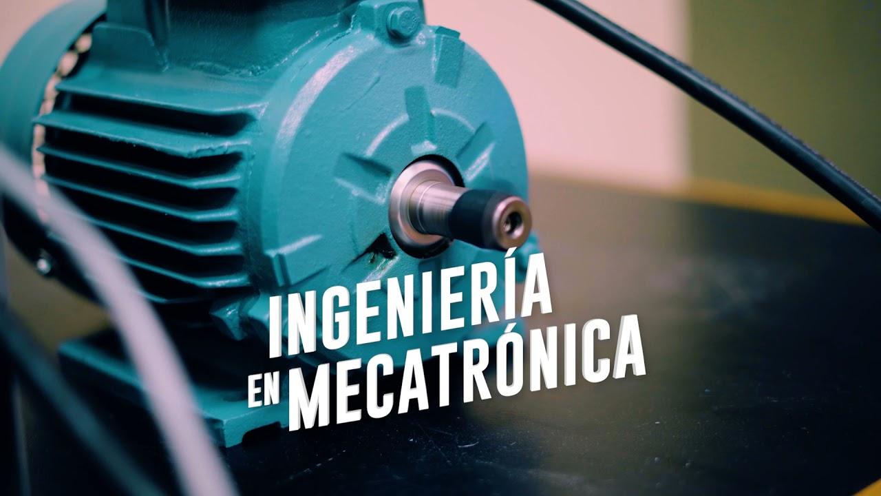 Promocional Ingeniería en Mecatrónica