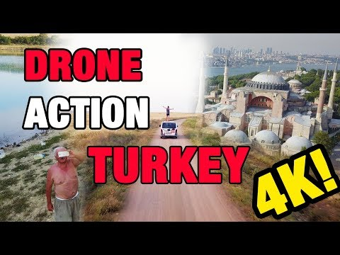 TDNN Travel - PURE DRONE ACTION TURKEY in 4K