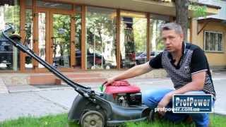 видео Газонокосилки - Каталог продукции  | Мастер Дрель - продажа электроинструмента, бензоинструмента, садовая техника, станки в Москве
