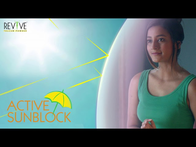 Revive Active Sunblock 6 Sec