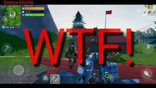 Fortnite -Gameplay and Fps test Poco F1- (EPIC Settings) Unlock 60fps! (#Root) very Crazy SCENARIO!