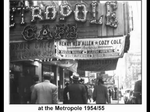 Henry Red Allen 1958-1 Metropole - Ride Red Ride w. Vic Dickenson + Buster Bailey (audio)