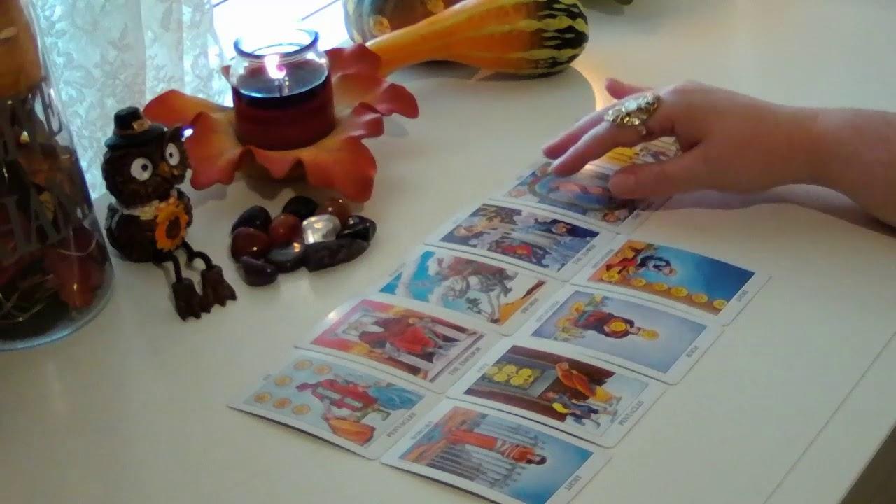 taurus weekly 3 to 9 tarot reading