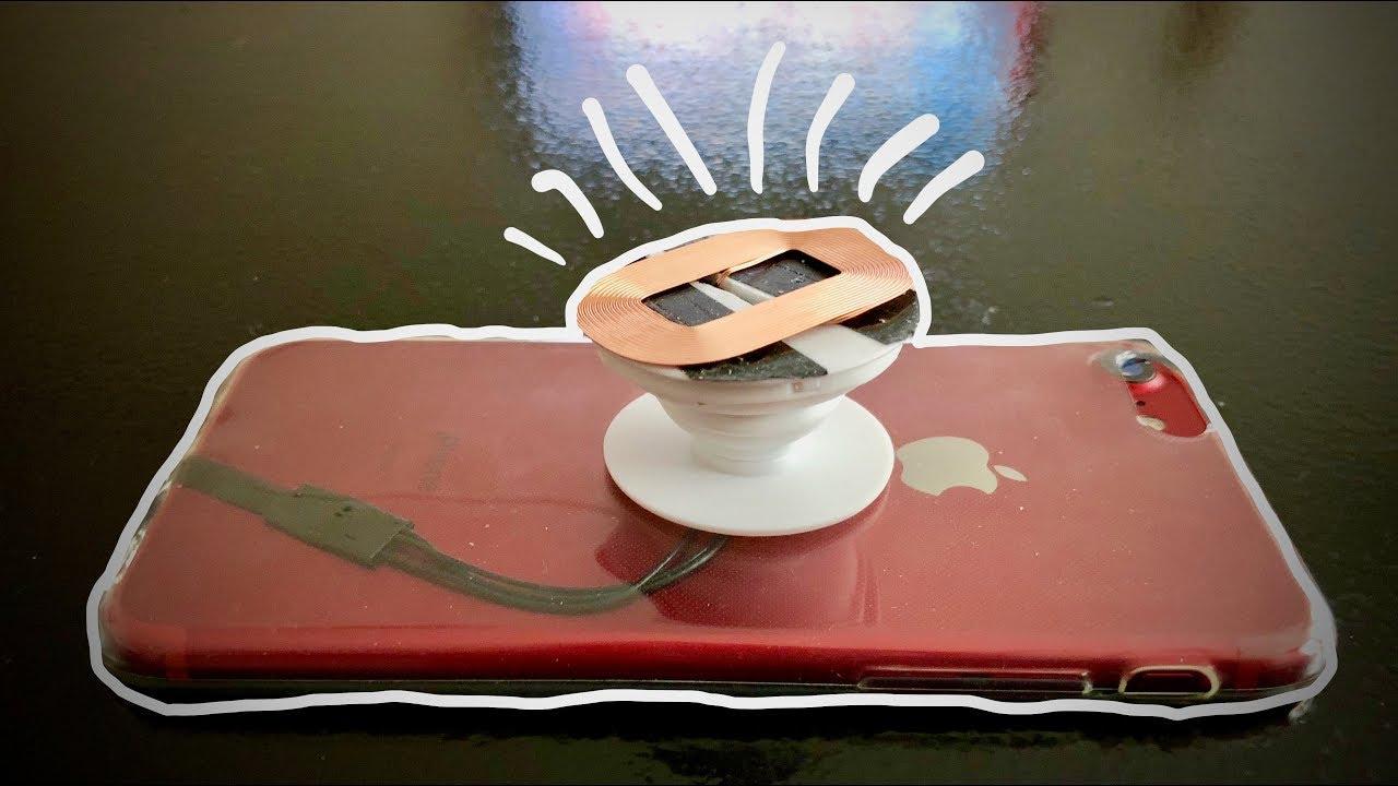 the best attitude 8b524 e5b03 Kabellos Laden mit PopSockets ( Wireless Charging PopSockets )⎥Robert Menzel