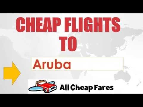 Cheap Flights Aruba