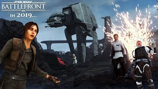 THIS is Star Wars Battlefront (2015) in 2019...