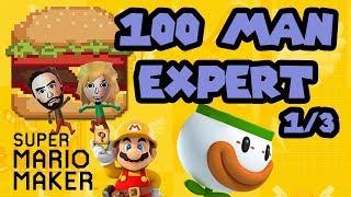 BOTERHAMHOND - Mario Maker Expert 1/3