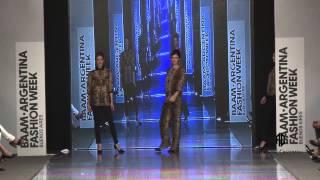 Desfile Adriana Costantini - 40º BAAM Argentina Fashion Week