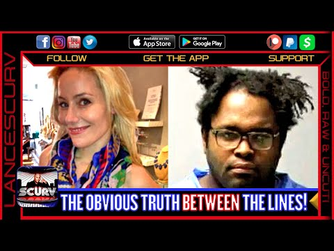 REBECCA LANDRITH: THE OBVIOUS TRUTH BETWEEN THE LINES! - The LanceScurv Show