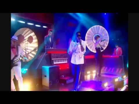 Mark Ronson & The Business Intl  Bang Bang Bang on Jonathan Ross  HQ