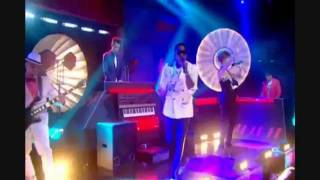 Mark Ronson & The Business Intl - 'Bang Bang Bang' on Jonathan Ross - HQ