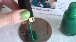 Nail Art Stamping Tutorial