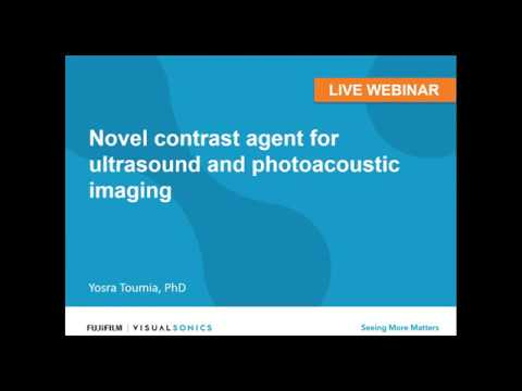 Oct 2018: Novel Contrast Agent for Ultrasound and Photoacoustic Imaging