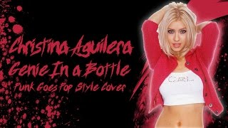 Download Christina Aguilera - Genie In A Bottle [Band: Right Place Right Time] (Punk Goes Pop Style Cover) MP3 song and Music Video