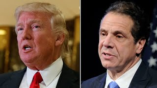Trump threatens to defund NYC; Cuomo fires back