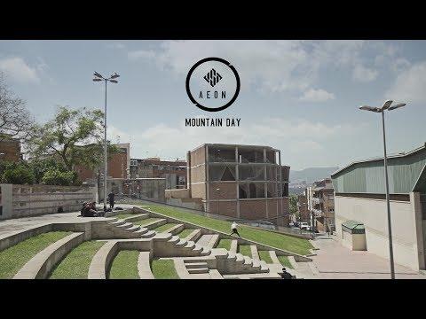 USD Aeon Skates - Mountain Day   a Barcelona blading documentary