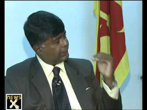 NewsX exclusive Sri Lanka Presidents Advisor on Reconciliation Prof Rajiva Wijesinha interview