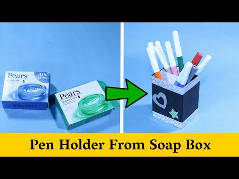 Waste Material Reuse Idea | Best Out Of Waste | DIY Arts And Crafts | Recycling Soap Packets