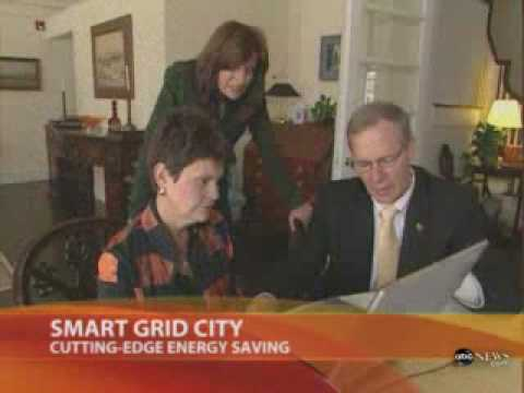 ABC News om Smart Grid i Boulder Colorado.