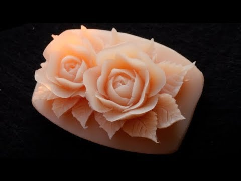 Soap Carving | Art in Soap | 100 Aromas - YouTube