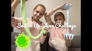 Switch Up Slime Challenge \ Світч Ап Слайм Челендж