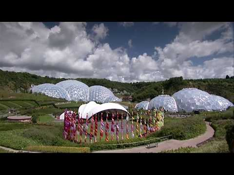 , Как выглядит «Проект Эдем» — самый большой ботанический сад в мире, LIKE-A.RU