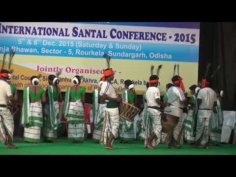 ENEJ SERENJ || INTERNATIONAL SANTAL CONFERENCE 2015