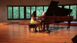 Beethoven's Moonlight Sonata 1st Movement--Arshiya Dutta
