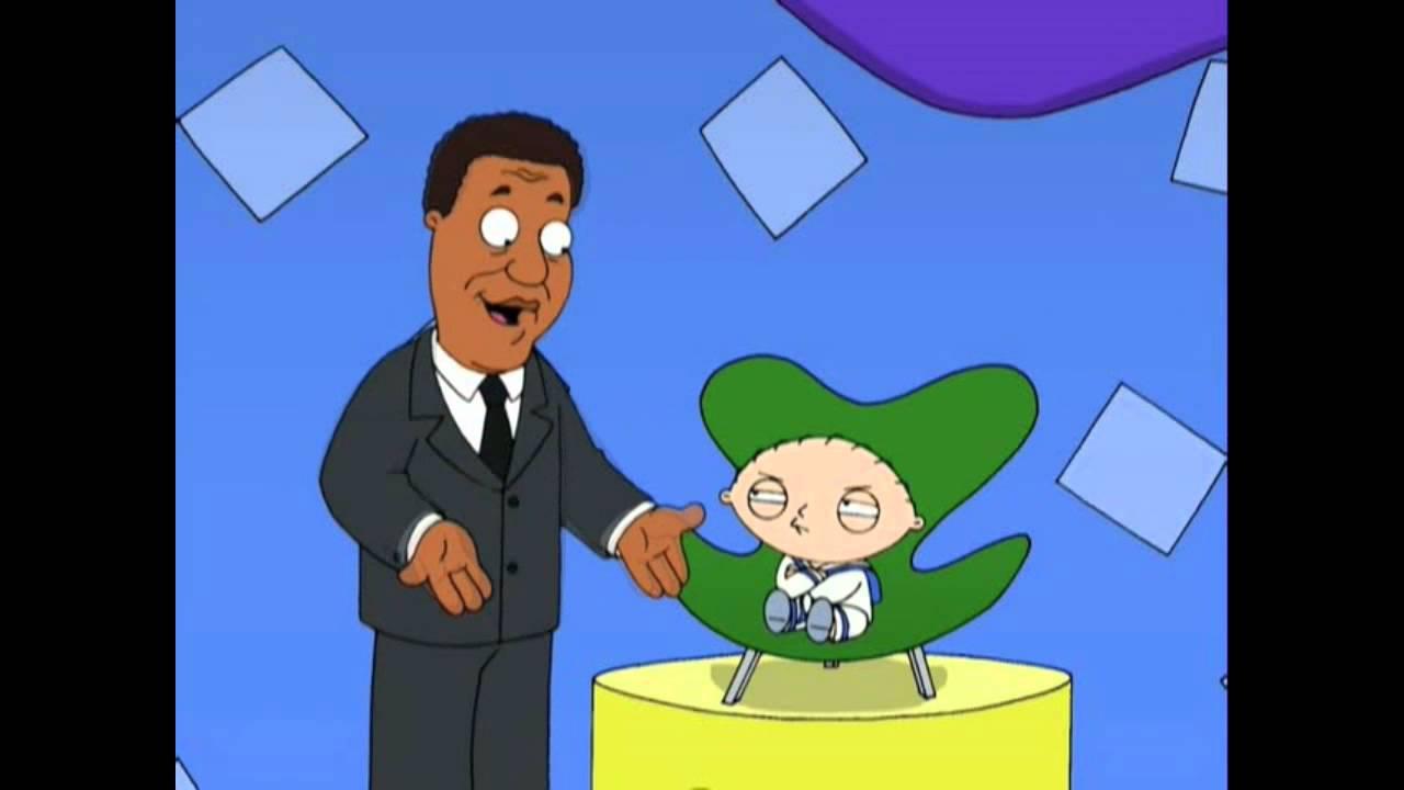Family Guy Bill Cosby Midget-7519