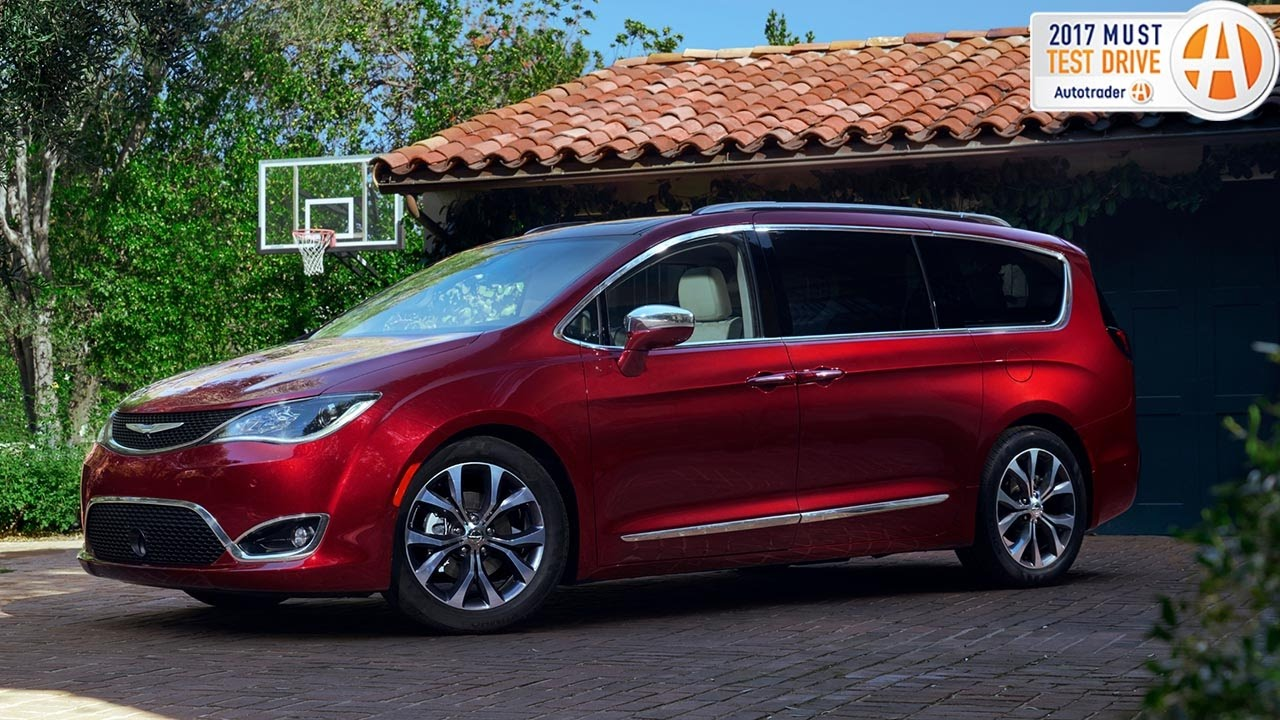2017 Chrysler Pacifica Must Test Drive Autotrader