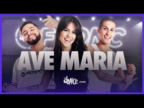 Ave Maria - Supa Squad Ft Deejay Telio & Deedz B  FitDance Life Coreografía