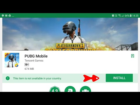 Download PUBG Mobile From Play Store |English Version|