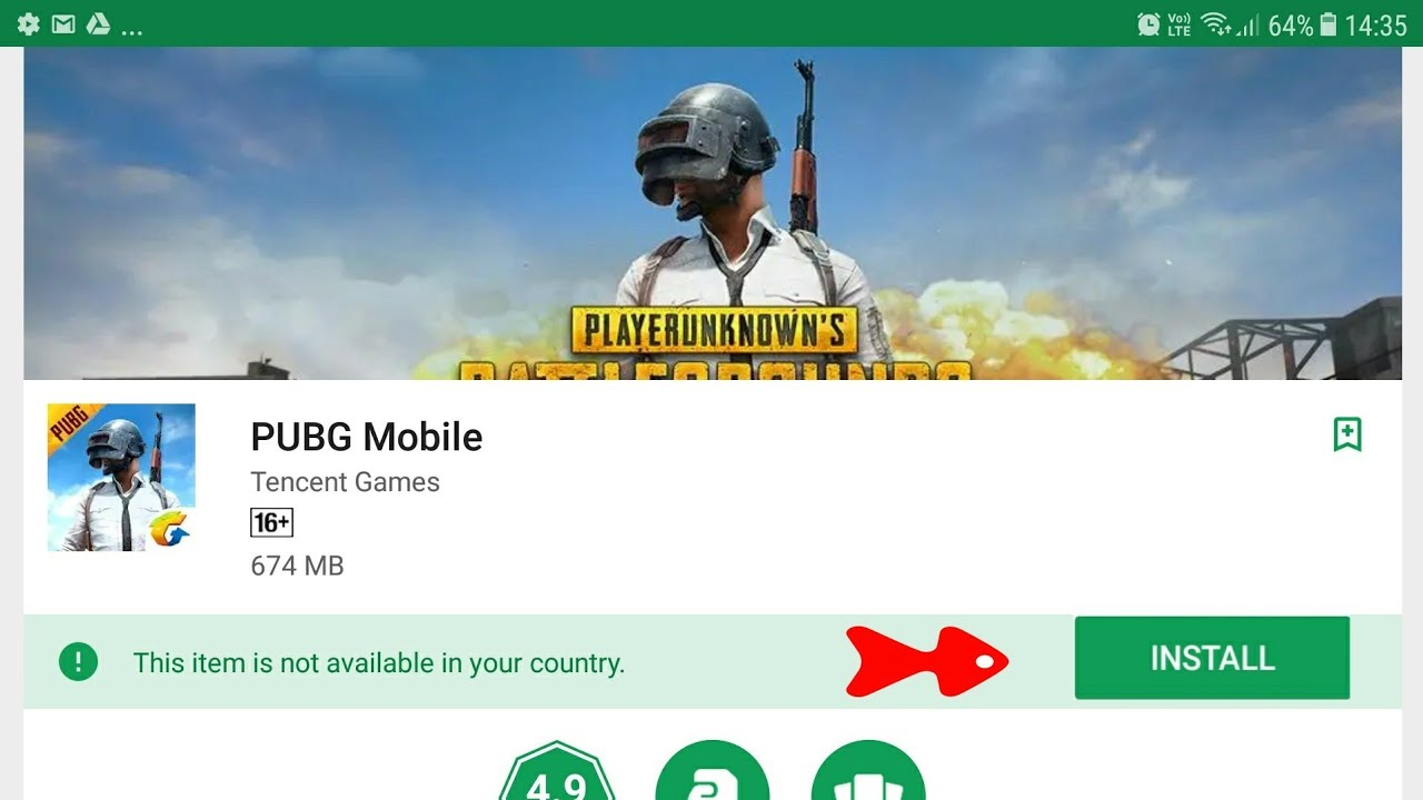Download Pubg Mobile: Download PUBG Mobile From Play Store